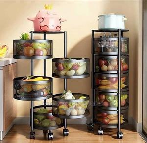5tier Trolley Storage Rack | Home Accessories for sale in Lagos State, Lagos Island (Eko)