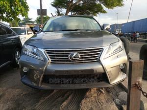 Lexus RX 2015 350 AWD Gray | Cars for sale in Lagos State, Apapa