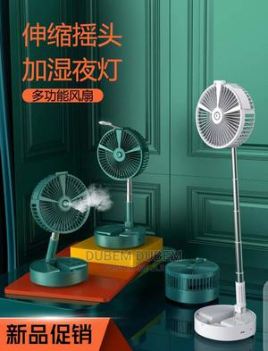 Folding Rechargeable Fan | Home Appliances for sale in Lagos State, Lagos Island (Eko)