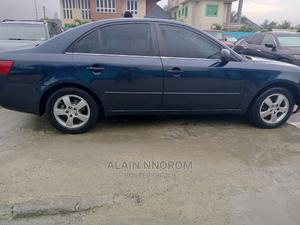 Hyundai Sonata 2006 Blue | Cars for sale in Rivers State, Port-Harcourt