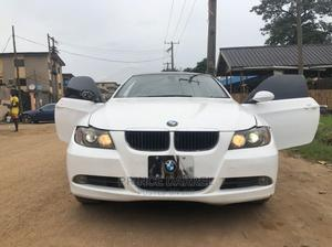 BMW 328i 2008 White   Cars for sale in Lagos State, Yaba