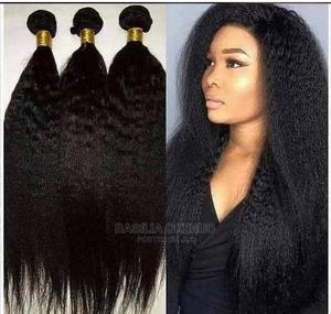 Kinky Straight Wig Available   Hair Beauty for sale in Ogun State, Ifo