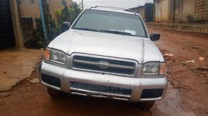 Nissan Pathfinder 2002 LE AWD SUV (3.5L 6cyl 4A) Silver | Cars for sale in Lagos State, Abule Egba