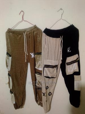 Round Neck Polo and Trousers   Clothing for sale in Abuja (FCT) State, Asokoro
