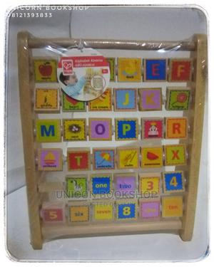 Alphabet Abacus Abc | Books & Games for sale in Abuja (FCT) State, Apo District