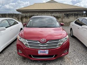 Toyota Venza 2010 V6 AWD Red | Cars for sale in Ondo State, Akure