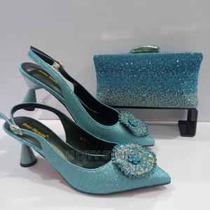 High Quality Women's Set of Shoe and Purse   Shoes for sale in Lagos State, Ojo