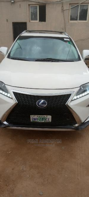 Lexus RX 2010 White   Cars for sale in Oyo State, Ibadan