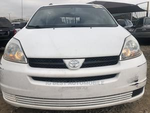 Toyota Sienna 2005 CE White | Cars for sale in Lagos State, Ikeja