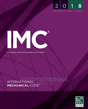 2018 International Mechanical Code | Books & Games for sale in Lagos State, Surulere