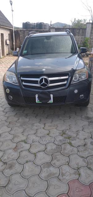 Mercedes-Benz GLK-Class 2010 350 4MATIC Gray   Cars for sale in Kogi State, Lokoja