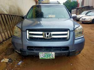 Honda Pilot 2006 Blue | Cars for sale in Lagos State, Ifako-Ijaiye