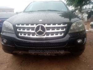 Mercedes-Benz M Class 2008 Black | Cars for sale in Lagos State, Abule Egba