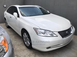 Lexus ES 2007 350 White   Cars for sale in Lagos State, Ikeja