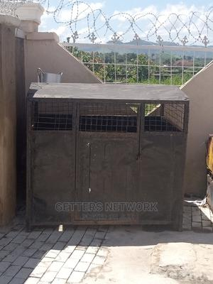 Fairly Used Dog Cage for Sale   Pet's Accessories for sale in Abuja (FCT) State, Kuje