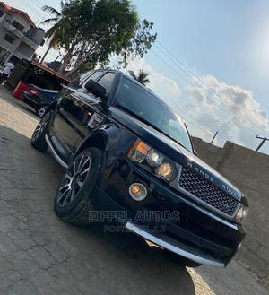 Land Rover Range Rover Sport 2013 HSE 4x4 (5.0L 8cyl 6A) Black | Cars for sale in Lagos State, Ikeja