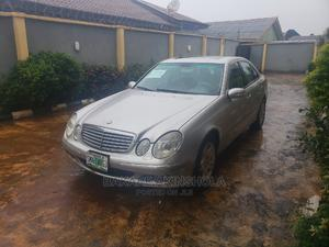 Mercedes-Benz E320 2004 Silver | Cars for sale in Lagos State, Ikorodu