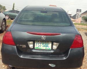Honda Accord 2007 2.0 Comfort Gray   Cars for sale in Abuja (FCT) State, Karu