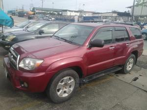 Toyota 4-Runner 2006 Limited 4x4 V6 Red | Cars for sale in Rivers State, Port-Harcourt