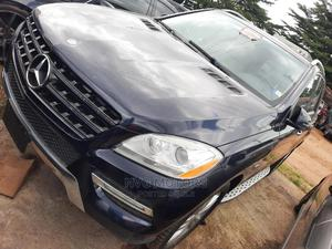 Mercedes-Benz M Class 2012 ML 350 4Matic Blue | Cars for sale in Oyo State, Oluyole
