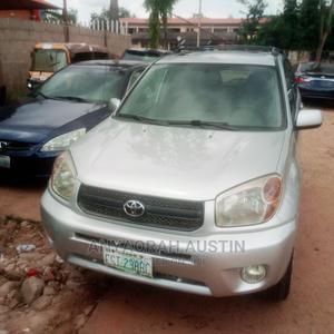 Toyota RAV4 2005 Silver | Cars for sale in Enugu State, Enugu