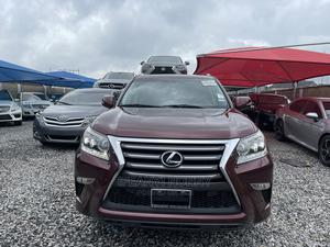 Lexus GX 2016 460 Luxury Brown   Cars for sale in Lagos State, Amuwo-Odofin