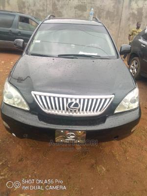 Lexus RX 2007 350 Black   Cars for sale in Lagos State, Ejigbo