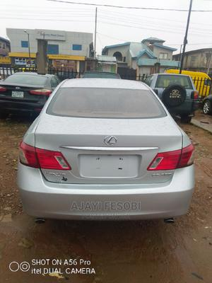 Lexus ES 2009 350 Silver | Cars for sale in Lagos State, Ejigbo