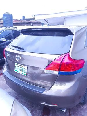Toyota Venza 2010 Brown | Cars for sale in Lagos State, Abule Egba