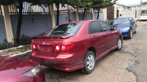 Toyota Corolla 2005 S Red | Cars for sale in Lagos State, Oshodi