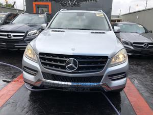 Mercedes-Benz M Class 2012 Blue | Cars for sale in Lagos State, Ikeja
