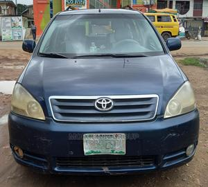 Toyota Avensis Verso 2005 Blue   Cars for sale in Lagos State, Agege