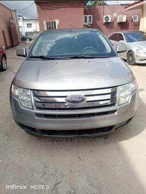 Ford Edge 2008 SE 4dr FWD (3.5L 6cyl 6A) Silver | Cars for sale in Lagos State, Ojota