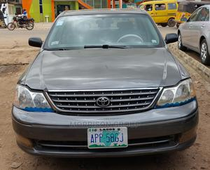 Toyota Avalon 2003 Gray | Cars for sale in Lagos State, Agege
