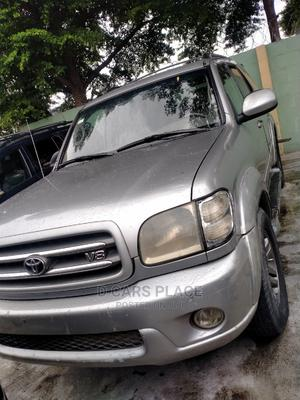 Toyota Sequoia 2004 Gray | Cars for sale in Lagos State, Lekki