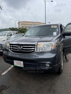 Honda Pilot 2010 EX 4dr SUV (3.5L 6cyl 5A) Gray | Cars for sale in Lagos State, Ogba
