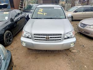Toyota Highlander 2001 3.0 Silver | Cars for sale in Lagos State, Isolo