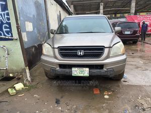 Honda Pilot 2004 Brown | Cars for sale in Lagos State, Alimosho