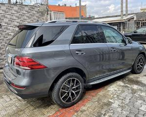 Mercedes-Benz GLE-Class 2017 Gray | Cars for sale in Lagos State, Surulere