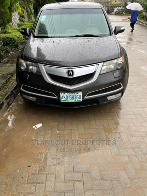 Acura MDX 2010 Gray   Cars for sale in Lagos State, Amuwo-Odofin