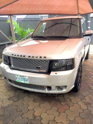 Land Rover Range Rover Vogue 2007 White | Cars for sale in Lagos State, Ikorodu