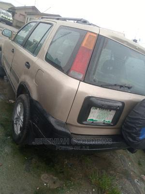 Honda CR-V 1999 Gold | Cars for sale in Lagos State, Ajah