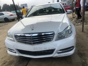 Mercedes-Benz C300 2013 White   Cars for sale in Lagos State, Ajah