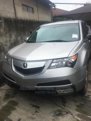 Acura MDX 2010 Silver   Cars for sale in Lagos State, Abule Egba