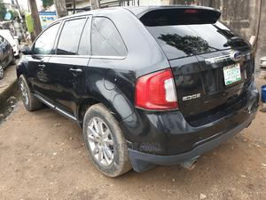 Ford Edge 2012 Black | Cars for sale in Lagos State, Yaba