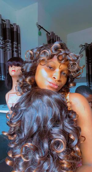 Bouncy Curls Wig   Hair Beauty for sale in Oyo State, Ibadan