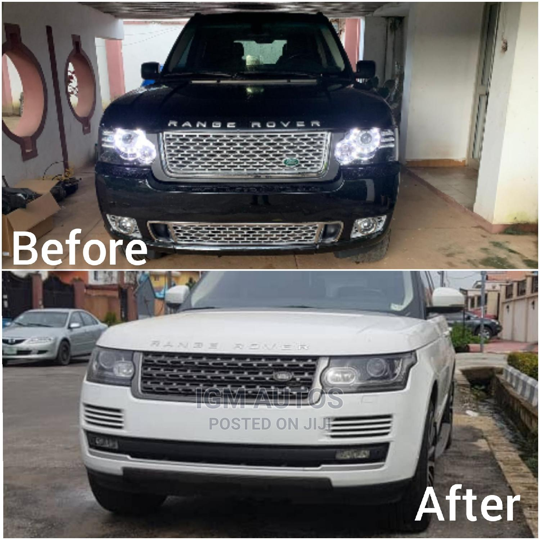 2005 Range Rover Vogue Upgrade to 2016