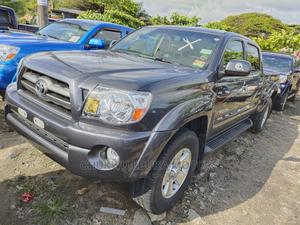 Toyota Tacoma 2010 Double Cab V6 Automatic Gray | Cars for sale in Lagos State, Apapa
