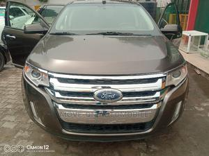 Ford Edge 2012 Brown   Cars for sale in Lagos State, Amuwo-Odofin