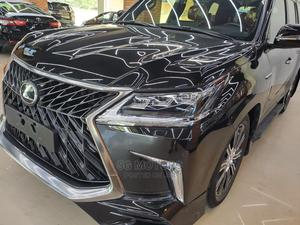 New Lexus LX 2020 570 (5 seats) AWD Black | Cars for sale in Abuja (FCT) State, Wuse 2